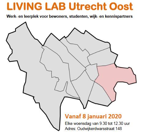 Living Lab Utrecht Oost